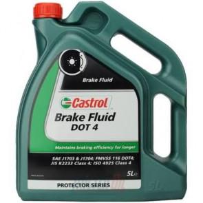 Castrol Brake Fluid DOT 4 - 5L