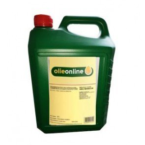 Biologisch afbreekbare kettingzaagolie in 5 liter
