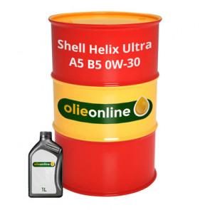 Shell Helix Ultra A5 B5 0W-30