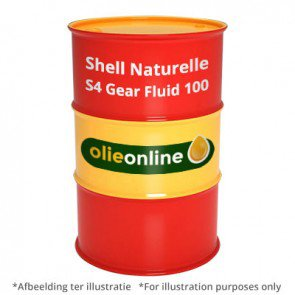 Shell Naturelle S4 Gear Fluid 100