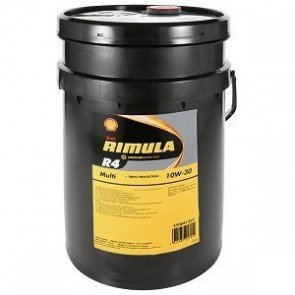 Shell Rimula R4 Multi 10W-30