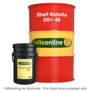 Shell Rotella DD+ 40