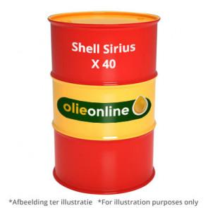 Shell Sirius X 40