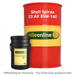 Shell Spirax S3 AX 85W-140